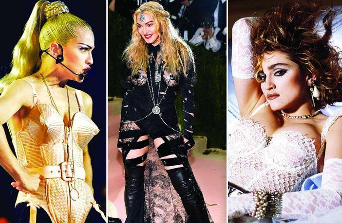 cf67e31022 Los estilos que hicieron a Madonna un icono de la moda - Hola Mujer